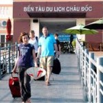 Chau Doc port for travellers