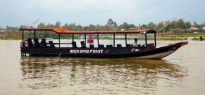 Mekong Point Slow Boat blue cruiser