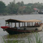 boats in chau doc