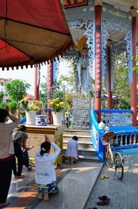 worship Chau Doc