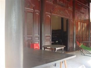 chaudoc homestay in An Giang exterior sight