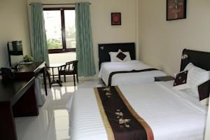 triple room murray guesthouse
