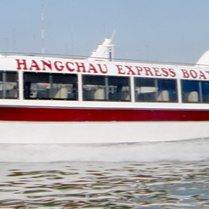 hang chau tourists